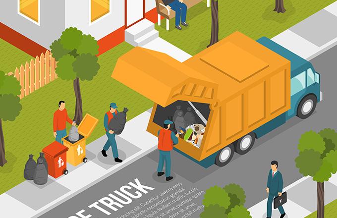一般廃棄物の収集運搬