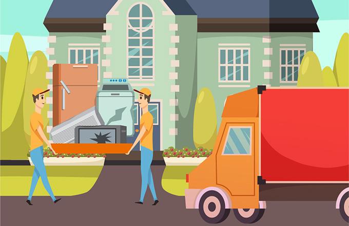 家電リサイクル回収運搬